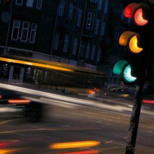Verkehrssignalen