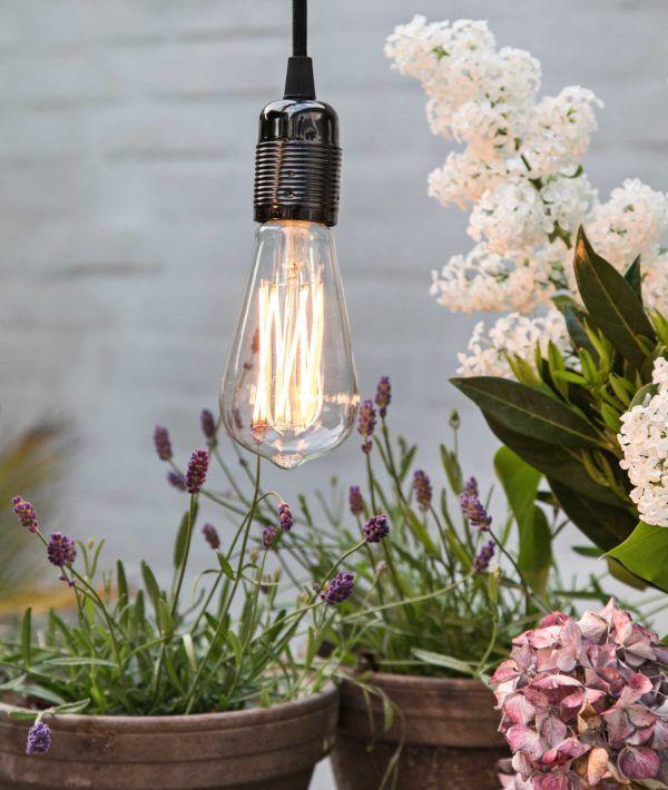 Edison LED pære