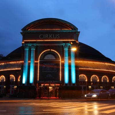 Cirkusbygningen